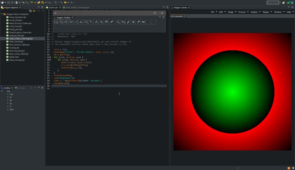Eclipse ImageJ Plugin Update Released | Bio7 Website